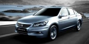 Honda Accord & CR-V recalled in India