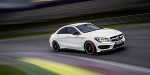 Mercedes Benz CLA-Class to launch in the next 180 days