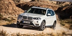 2015 BMW X3 to launch in India in August