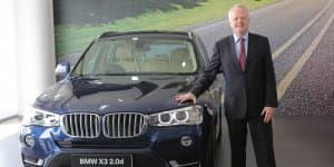 2015 BMW X3 launched at Rs. 44.90 Lakh