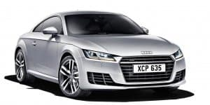 Audi manages significant weight savings on the new TT