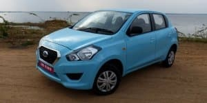 Datsun offering benefits worth 38000 on GO hatchback