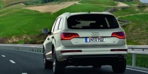 Audi Refreshes Q7 line-up
