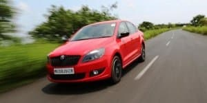 Updated Skoda Rapid launched for Rs 7.22 lakh