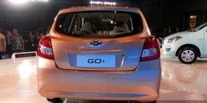 Datsun Go+ production commences; launch in January 2015