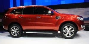 New-Gen Ford Endeavour to be revealed on 14th November