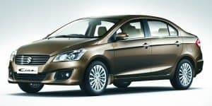 17000 strong Bookings for the Maruti Ciaz!!!