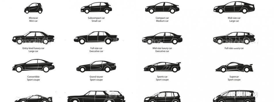 Infographic Complete Guide To Various Car Body Types Autoportal