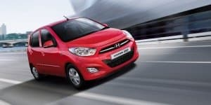 Hyundai to Present i10 in Taxi Markets in India