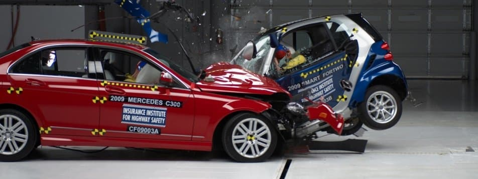 Safety Technology In Car Crumple Zone Autoportal