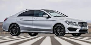 Mercedes-Benz CLA Class Advance Bookings Starts Today