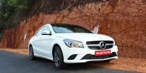Detailed Image Gallery - Mercedes-Benz CLA-Class