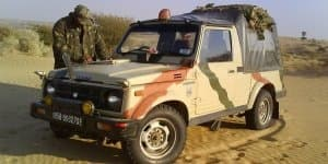 Tata Safari Storme and Mahindra Scorpio to be seen in Indian Army soon