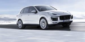 Next Generation Porsche Cayenne to be faster than upcoming Bentayga SUV