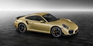 Porsche Introduces High Performance 'Aerokit' with 911 Turbo Models