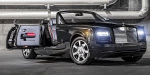 New details revealed for Rolls-Royce Phantom Drophead Coupe Nighthawk