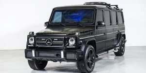 Inkas reveals Armored Stretched Mercedes-Benz G63 AMG for $1 million