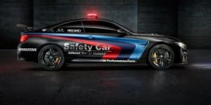 Detailed Picture Gallery - 2015 BMW M4 MotoGP Safety Car