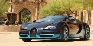Video - Listen the most expensive exhaust roar on Bugatti