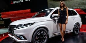 2016 Mitsubishi Outlander confirmed to debut at New York Auto Show