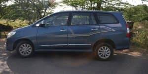 Is this the next-generation Toyota Innova?