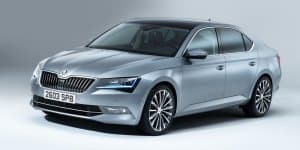 UK - India-bound 2016 Skoda Superb Prices Revealed