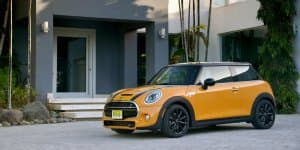 2015 New Mini Cooper S Launched at Rs. 34.65 Lakhs