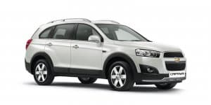 2015 Chevrolet Captiva Launched at Rs. 25.13 Lakhs