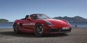 Porsche Boxster GTS & Cayman GTS Launched