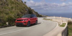 2016 Range Rover Sport HST Limited Edition Revealed