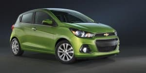 Video - 2016 Chevrolet Spark unveiled in New York