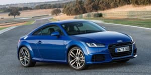 2015 Audi TT set for launch on April 23 in India