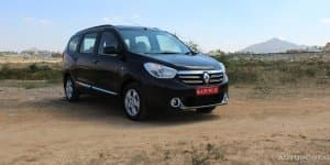Renault Lodgy MPV to launch tomorrow on 9th April, 2015