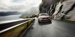 Volvo V40 Cross Country Petrol Launched at Rs. 27 Lakhs in India