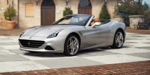Tailor-made Ferrari California T revealed in Shanghai