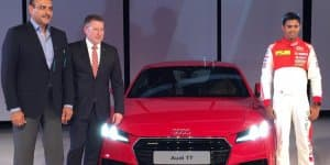 2015 Audi TT Coupe Launched at Rs. 60.34 Lakhs in India