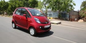 New Tata Nano Genx Launching on May 19, 2015 in India