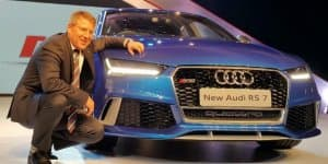 2015 Audi RS7 Facelift Launched at Rs. 1.4 Crores in India
