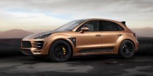 Image Gallery - TOPCAR customized Porsche Macan URSA Aurum