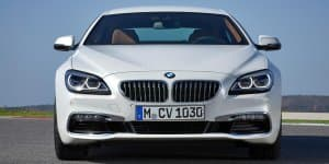 2015 BMW 6-Series Facelift Launching on May 29, 2015 in India