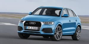 Audi Q3 Facelift Launching on June 18, 2015 in India