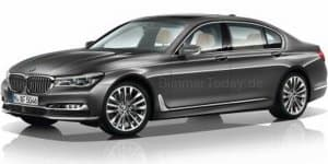 BMW Austria publishes photos and options for 2016 7-Series