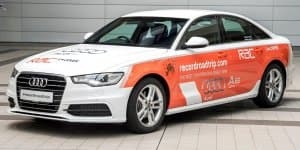 Audi attempting to establish new Guinness World Record with A6 2.0 TDI ultra