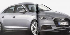 Audi to host world premiere of new A4 this month