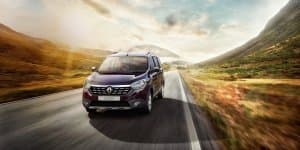 Renault Lodgy Stepway Premium Launched at Rs. 11.99 Lakhs