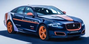 Jaguar XJR Rapid Response Vehicle breaks cover