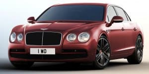 Bentley Flying Spur Beluga Specification introduced