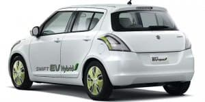 Maruti Swift Electric Hybrid India Launch in 2015