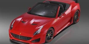 Ferrari California T upgraded to 668 bhp by Novitec Rosso