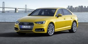Image Gallery - 2016 Audi A4 Facelift
